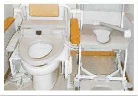 介護用トイレ