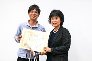 報告⑥ 熊本地震における、おむつフィッターとしての活動報告 発表者:北 博士さん ((株)ふくえん ふくえん熊本)