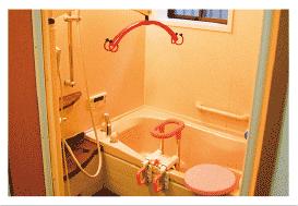 介護用浴室